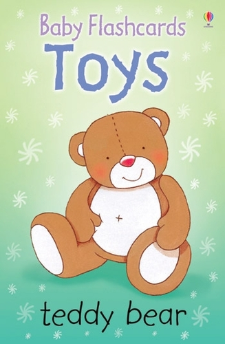 Baby Flashcards: Toys - Flashcards