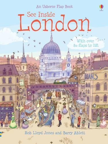See Inside London - See Inside (Board book)