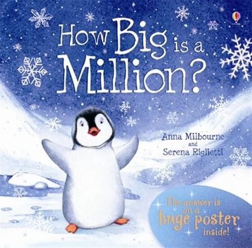 How Big is a Million? - Picture Poster Books (Hardback)