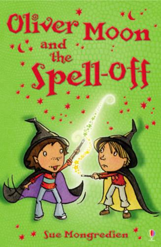 Oliver Moon and the Spell-Off - Oliver Moon (Paperback)