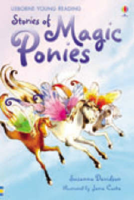 Stories Of Magic Ponies - 3.1 Young Reading Series One (Red) (Hardback)