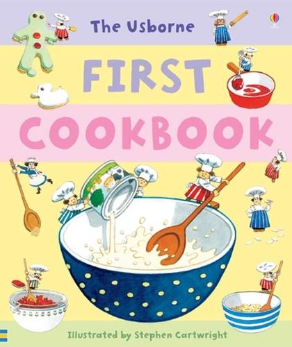First Cookbook (Hardback)