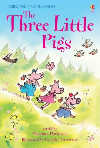 The Three Little Pigs - 2.3 First Reading Level Three (Red) 03 (Hardback)