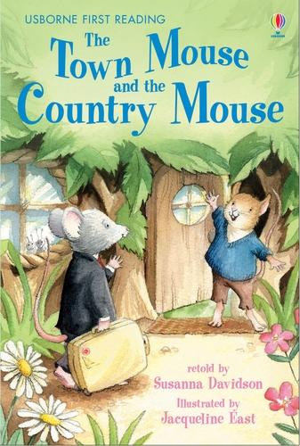First Reading Series 4: The Town Mouse and the Country Mouse (Hardback)