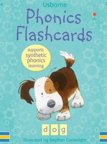 Phonics Flashcards - Phonics Readers
