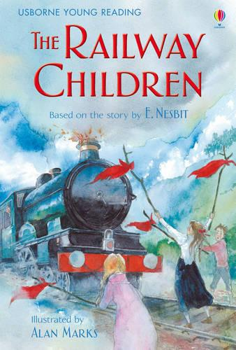 The Railway Children - 3.2 Young Reading Series Two (Blue) (Hardback)