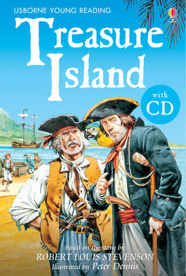 Treasure Island - 3.2 Young Reading Series Two (Blue) (Hardback)