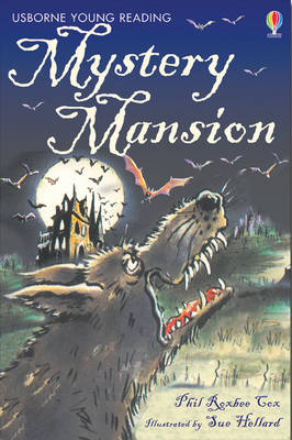 Mystery Mansion - 3.2 Young Reading Series Two (Blue) (Hardback)