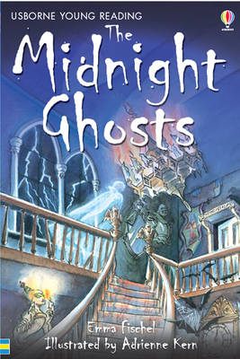 The Midnight Ghosts - 3.2 Young Reading Series Two (Blue) (Hardback)