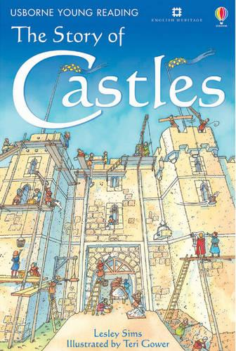 The Story Of Castles - 3.2 Young Reading Series Two (Blue) (Hardback)