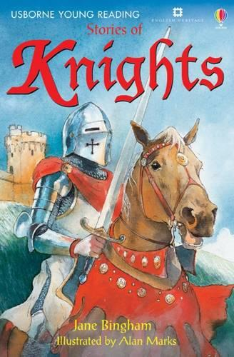 Stories Of Knights - 3.1 Young Reading Series One (Red) (Hardback)