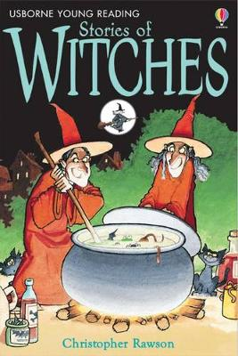 Stories of Witches - 3.1 Young Reading Series One (Red) (Paperback)