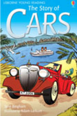 The Story of Cars - 3.2 Young Reading Series Two (Blue) (Hardback)