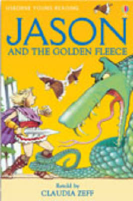 Jason and the Golden Fleece - 3.2 Young Reading Series Two (Blue) (Hardback)