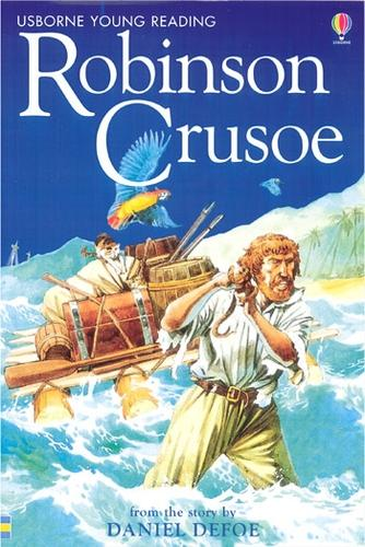Robinson Crusoe - 3.2 Young Reading Series Two (Blue) (Hardback)