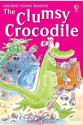 Clumsy Crocodile - 3.2 Young Reading Series Two (Blue) (Paperback)