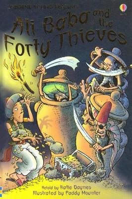 Ali Baba and the Forty Thieves - 3.1 Young Reading Series One (Red) (Hardback)
