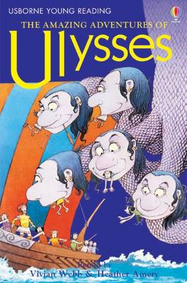 The Amazing Adventures of Ulysses - 3.2 Young Reading Series Two (Blue) (Hardback)