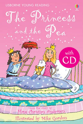 The Princess and the Pea DVD Pack - Young Reading CD Pack (CD-Audio)