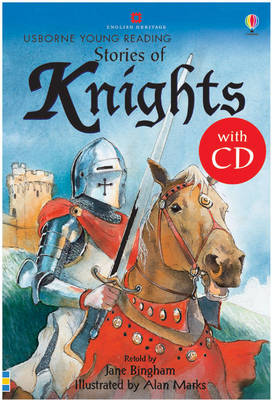 Stories Of Knights - 3.1 Young Reading Series One (Red) (CD-Audio)