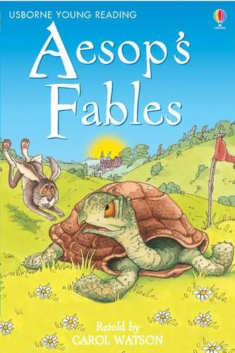 Aesops Fables - 3.21 Young Reading Series Two with Audio CD (CD-Audio)