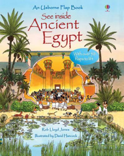 See Inside: Ancient Egypt - See Inside (Hardback)