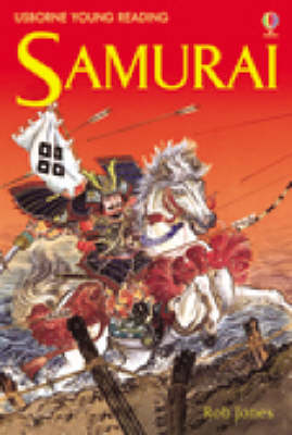 Samurai - 3.3 Young Reading Series Three (Purple) (Hardback)