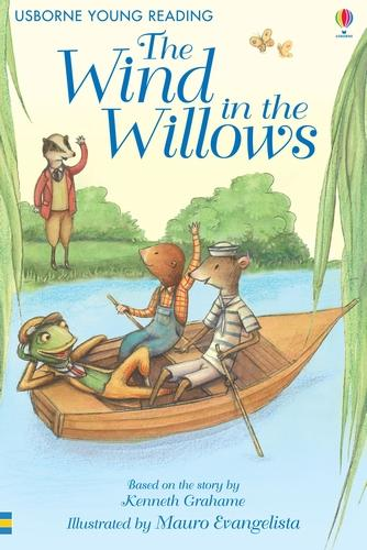 The Wind in the Willows - Young Reading Series 2 (Hardback)