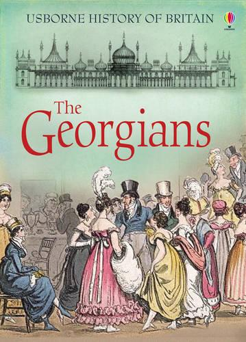 History of Britain: The Georgians (Paperback)