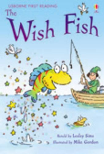 The Wish Fish - 2.1 First Reading Level One (Yellow) (Hardback)