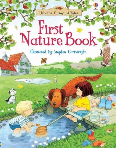 Poppy And Sam's Nature Book - Farmyard Tales (Paperback)