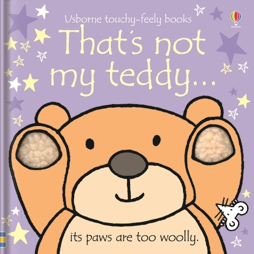 That's not my teddy... - THAT'S NOT MY (R) (Board book)