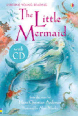 The Little Mermaid - Picture Books (CD-Audio)