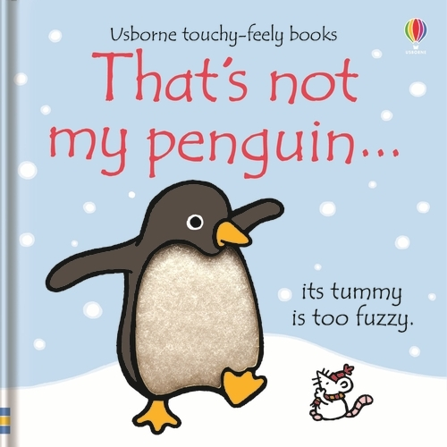 That's Not My Penguin - That's Not My... (Board book)