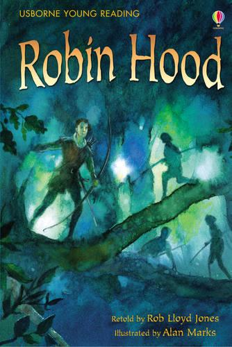Robin Hood - 3.2 Young Reading Series Two (Blue) (Hardback)