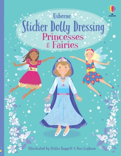 Sticker Dolly Dressing Princesses & Fairies - Sticker Dolly Dressing (Paperback)