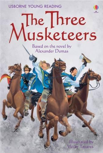 The Three Musketeers - 3.3 Young Reading Series Three (Purple) (Hardback)