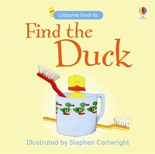 Find The Duck - Find It Board Books (Board book)