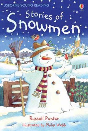 Stories of Snowmen - 3.1 Young Reading Series One (Red) (Hardback)