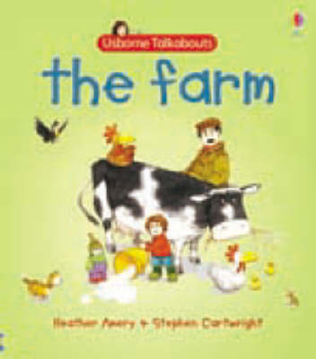 Usborne Talkabout The Farm - Talkabouts (Board book)