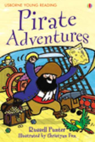 Pirate Adventures - 3.1 Young Reading Series One (Red) (Hardback)