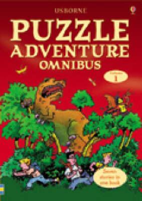 Puzzle Adventures Omnibus Volume One - Puzzle Adventures (Paperback)