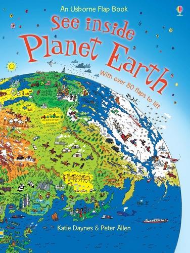 See Inside Planet Earth (Hardback)