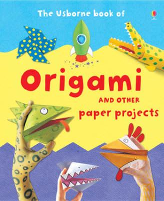 Book of Origami - Usborne Activities (Paperback)