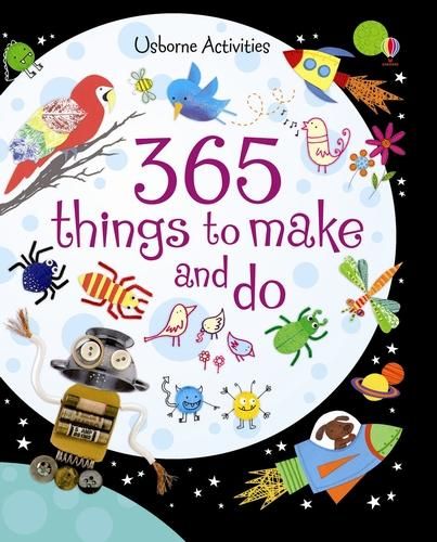 365 Things to Make and Do - Art Ideas (Paperback)