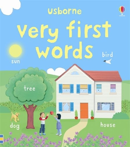 Usborne Very First Words - Very First Words (Board book)