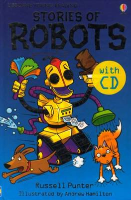 Stories of Robots - 3.11 Young Reading Series One with Audio CD (CD-Audio)