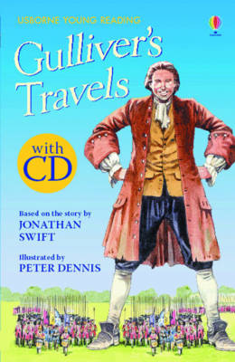 Gulliver's Travels - 3.21 Young Reading Series Two with Audio CD (Paperback)