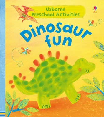 Dinosaur Fun - Usborne Preschool Activities (Spiral bound)