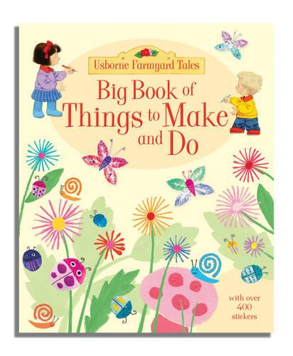 Big Book of Farmyard Tales Things to Make and Do (Paperback)